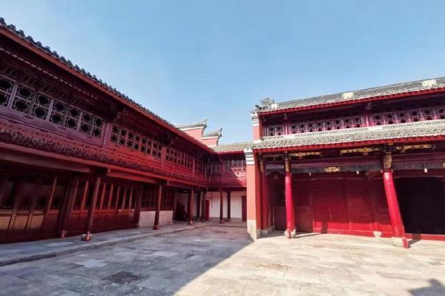 宁波城隍庙修缮验收 距离城隍庙全新亮相又近一步