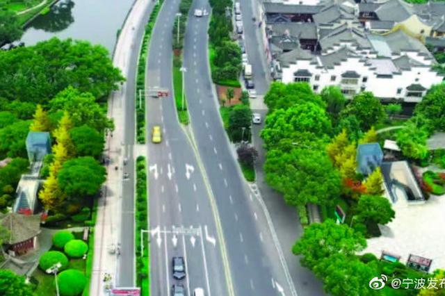 甬月湖南北片区将新增1条地下通道 通道全长约70.7米