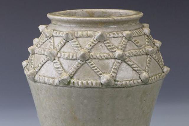 奉化博物馆镇馆之宝 国家一级文物东汉产打水桶