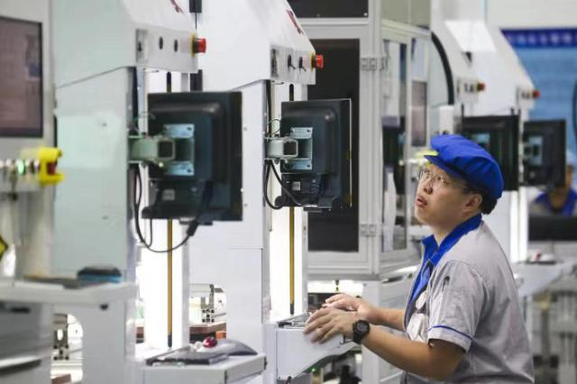 经济日报点赞海曙工业增加值持续增长能耗实现八连降