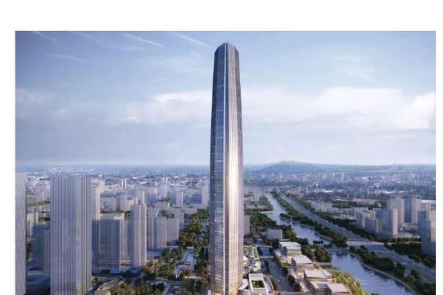 宁波恒大城市之光450米超高层项目预计2026年竣工