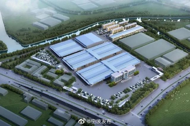 宁波新果品批发市场揭牌 老市场本月底开始搬迁