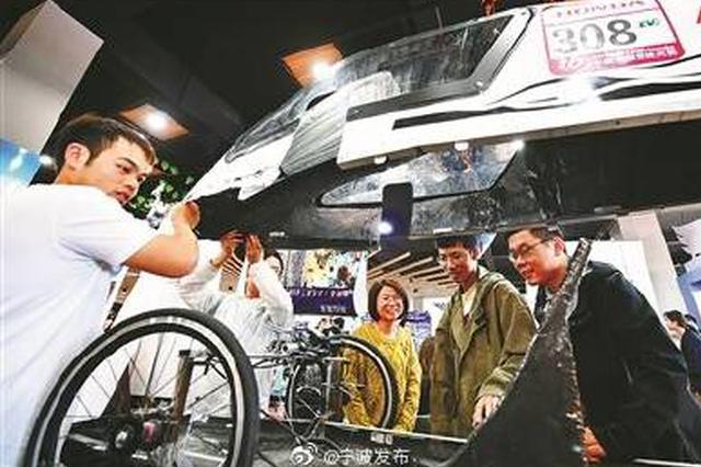 宁波工程学院举办招聘会 机械制造类毕业生需求旺盛