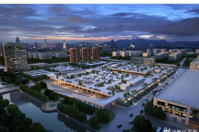 宁波最大菜场二期工程开工 占地面积460亩总投资22亿