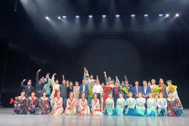 第十四届浙江省戏剧节闭幕 宁波创排多台戏剧获大奖