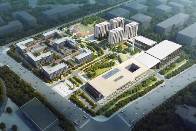 北航宁波创新研究院二期工程计划2021年11月底建成