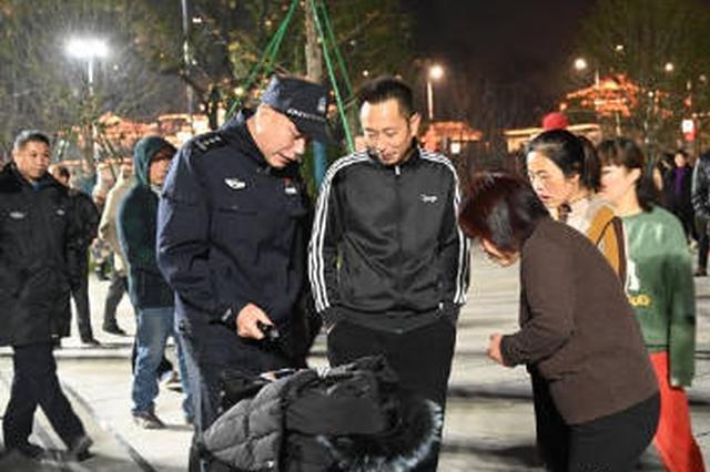 奉化区公安分局综合执法 多部门联合整治噪音污染
