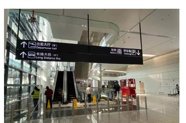 宁波机场T2航站楼首次亮相 年底前将建成投用