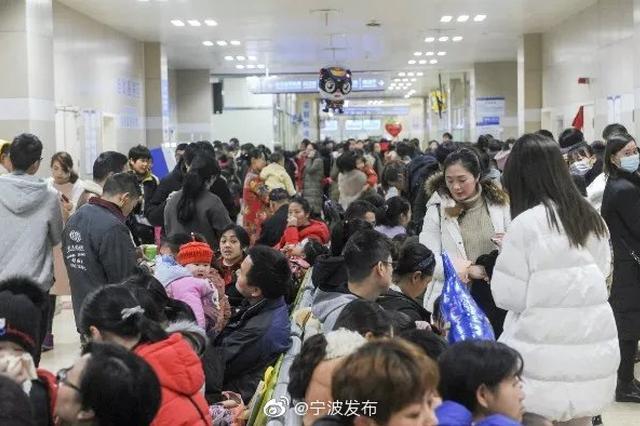宁波进入冬春流感高发季节 集体单位受到重点关注