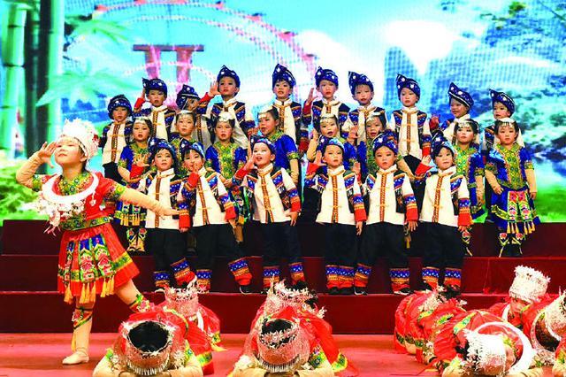 象山滨海幼儿园迎新年音乐秀 在歌舞中迎接2020年