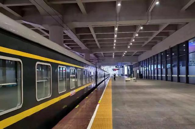 2020年宁波春运正式开启 高铁动车全部电子票