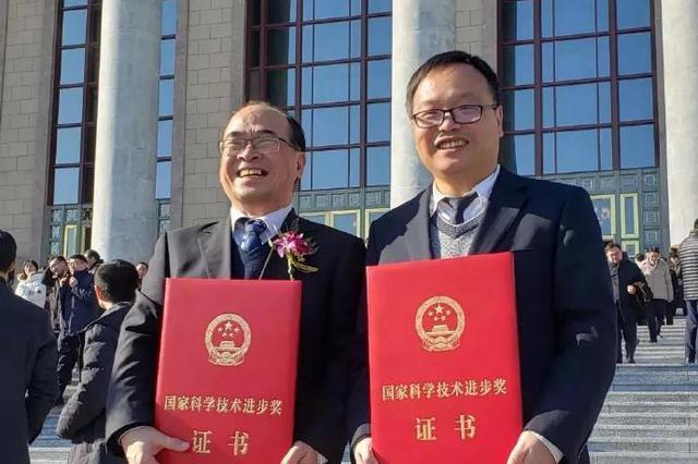 奉化乡贤印兴耀印万忠荣获国家科学技术进步奖