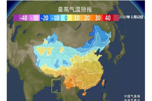 春节有雨雪冰冻天气 宁波市气象台权威回应