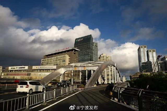宁波灵桥江厦桥今日起取消单双号限行交通管制