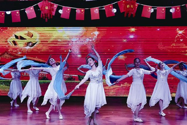 象山举办益园迎新春茶话会 精彩文艺节目温暖万家