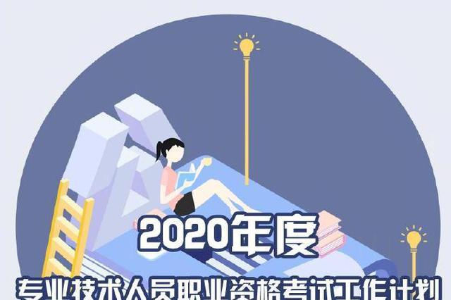 浙江印发2020年度专业技术人员职业资格考试工作计划