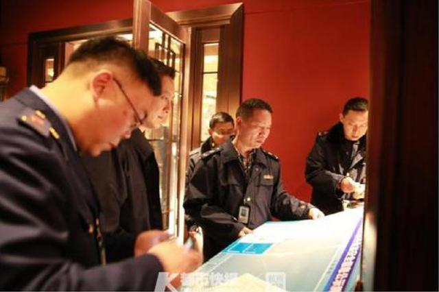 超10万桌年夜饭安全吗 浙江市场监管开展突击检查