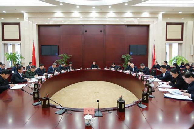宁波市委常委会召开会议 郑栅洁主持会议并讲话