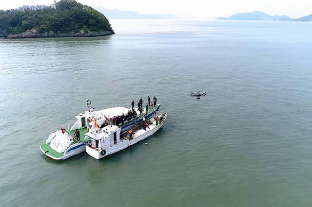 马鲛鱼捕捞季来临 市县渔业部门联合执法保安全