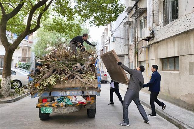 象山各地环境卫生整治提升掀热潮 全民踊跃参与其中