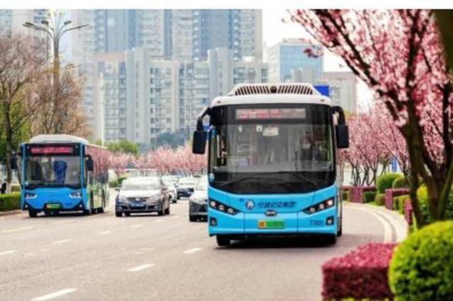 3月30日起 宁波市六区公交试行时段性免费乘车