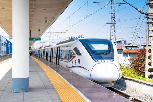 7月1日起 宁波至余姚城铁将增加1对夜间列车