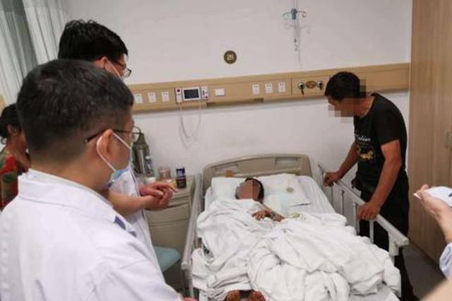浙江温岭7名受伤儿童均无生命危险 其中2名病情较重