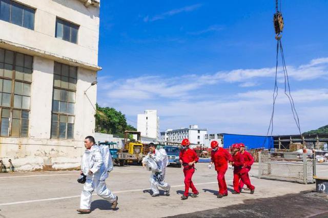 北仑开展各类培训和实践活动 提高企业安全生产意识