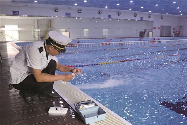 象山公布游泳场所水质情况 9家被检场所中8家合格