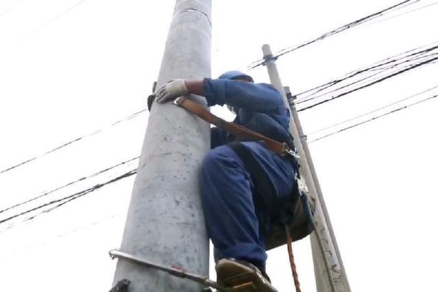 北仑供电部门驰援台州2天 已帮助6千多户居民用上电