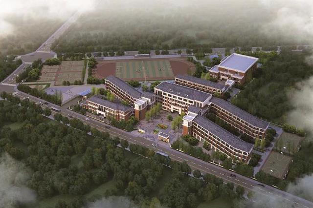 北仑高塘学校将正式投入使用 为九年一贯制公办学校