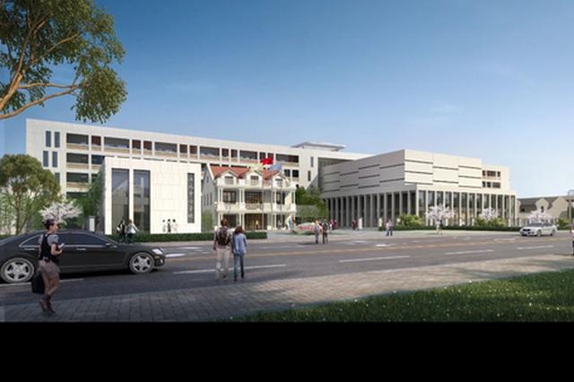 宁波江北中心学校正式开工建设 选址位于江北核心区