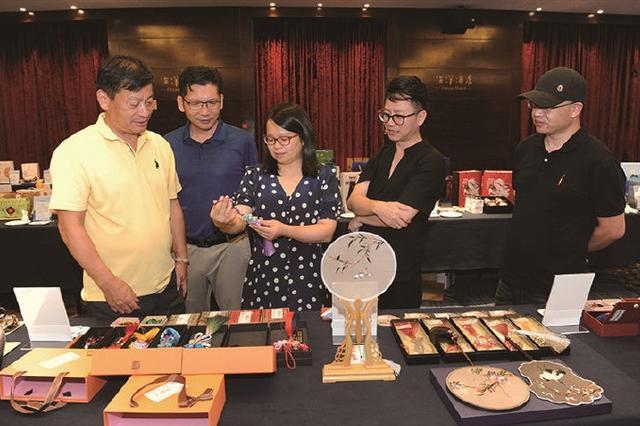 象山举行旅游商品大赛评审活动 36件优秀商品出炉