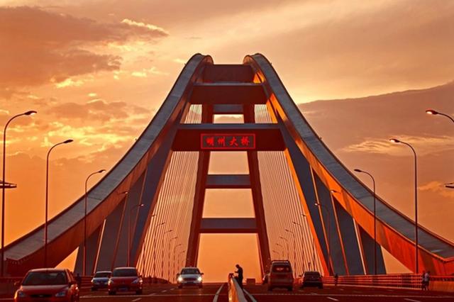 宁波明州大桥桥面改造完工 比计划工期缩短半个月
