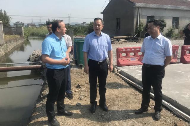 宁波市委赴基层开展环保督察活动 落实生态文明思想