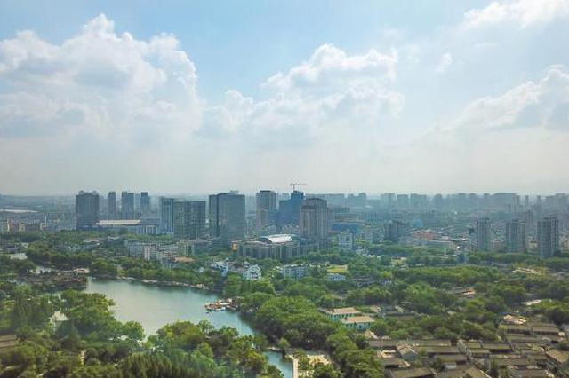 海曙发布无废城市建设实施方案 提升城市的绿色发展