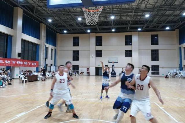 北仑举办青年职工篮球邀请赛 吸引众多新北仑人参赛