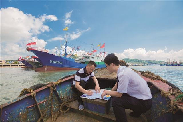 象山农信联社百亿资金助开渔 实现资金供给常态化
