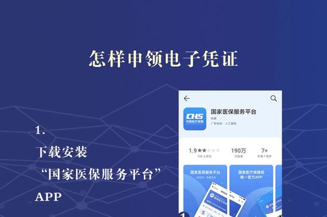 宁波启动医保电子凭证推广应用 9月底开始试点使用