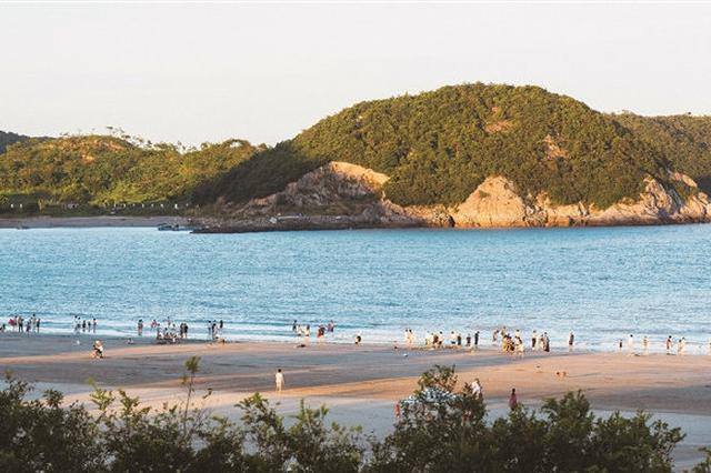 象山东海半边山将举办双节活动 观大潮踏东海赏明月