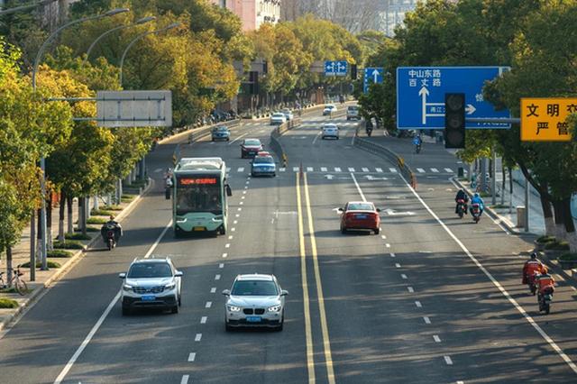 宁波城区易堵点公布 交警部门发布假期交通情况预测