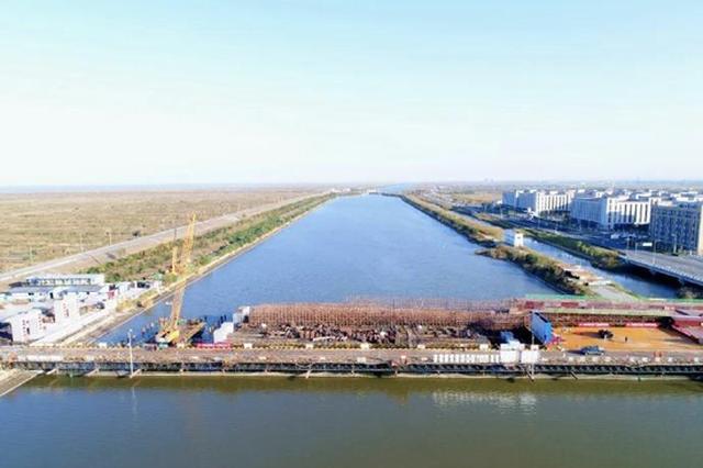 甬杭州湾新区项目获国赛一等奖 展现优秀质量控制成果