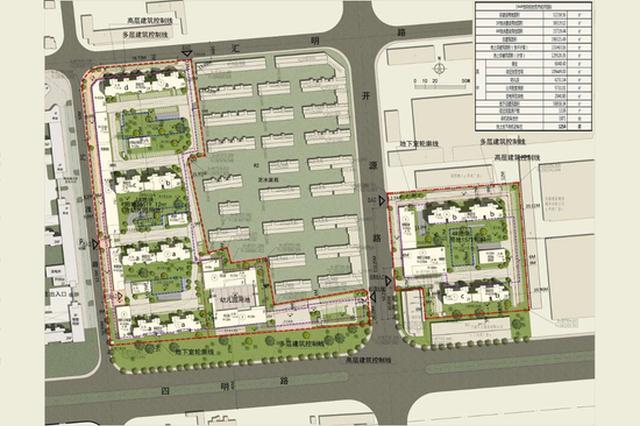 奉化江口园中村改造项目稳步推进 打造安置小区样板