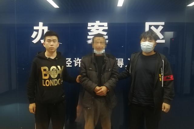 杭州湾新区公安将逃犯押解回甬 共跨越3000多公里