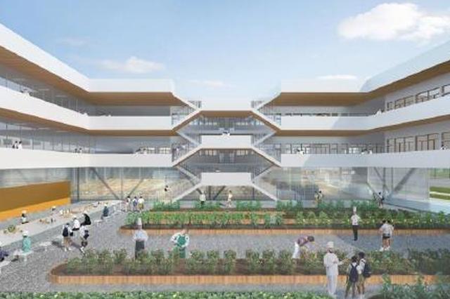 宁波古林职业高级中学即将迁建 建后学校将为75班