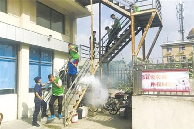 慈溪开展消防演练活动 提升残疾人员火灾逃生能力
