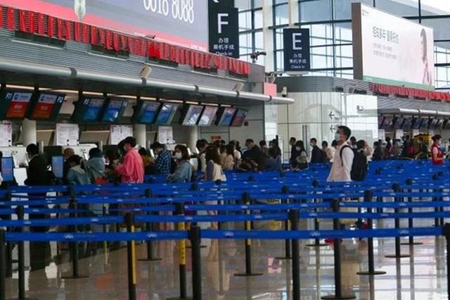 甬机场新增6个国内通航城市 执行新的冬春季航班计划