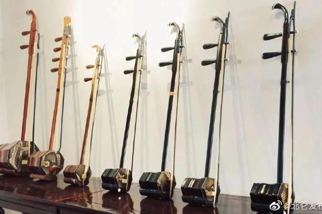 北仑有位雕琢时光的胡琴匠人 雕琢的不仅是古老红木
