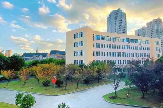 北仑校园最美秋景照片来袭 欣赏各异的秋日好风光