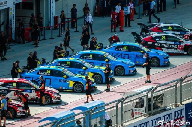 北仑千名小学生齐聚宁波国际赛道 开启赛车研学之旅